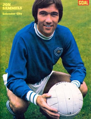 Jon Sammels, Leicester City 1971