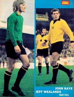 Kaye & Wealands, Hull City 1974