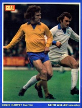 Keith Weller, Leicester City 1972