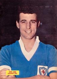 Ken Leek, Leicester City 1960