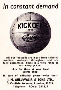 Kick Off 1959