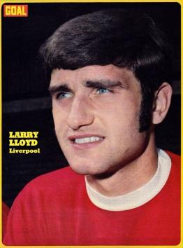 Larry Lloyd, Liverpool 1971