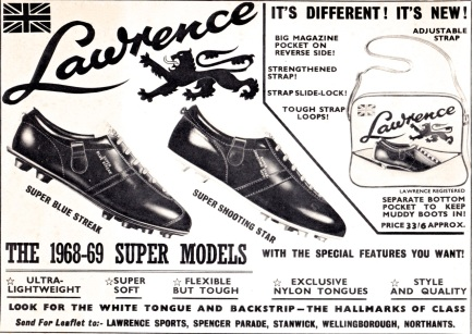 Lawrence 1968-2