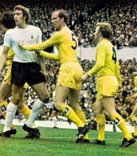 Leeds United v Tottenham, 1972