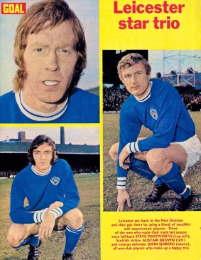 Leicester City 1971