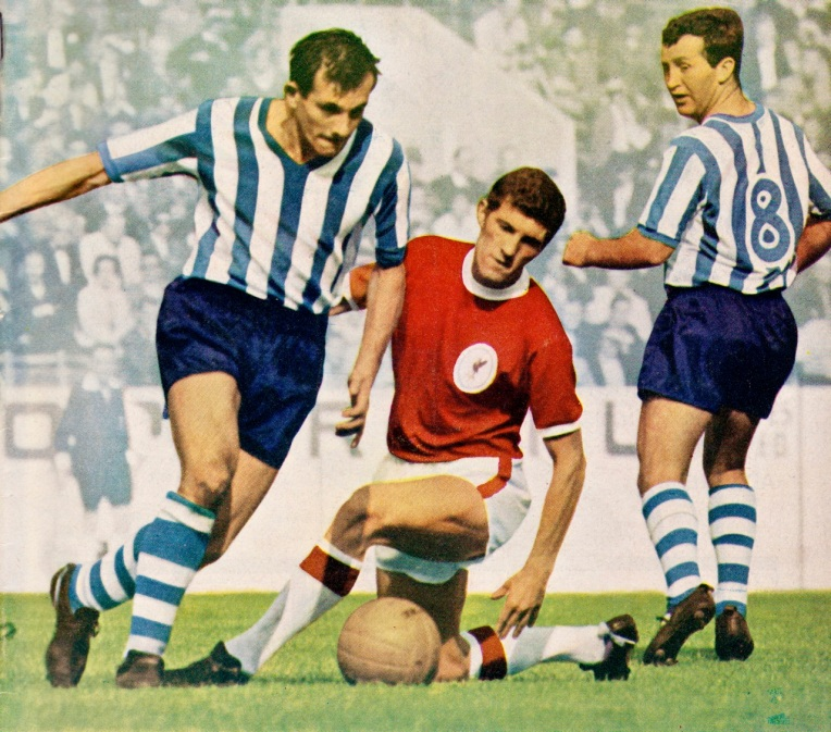 Liverpool v Sheffield Wednesday, 1963