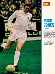 Mick Jones, Leeds United 1971