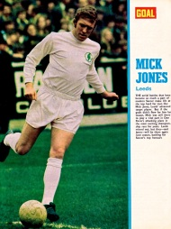 Mick Jones, Leeds United 1971