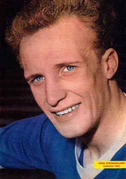 Mike Stringfellow, Leicester City 1963