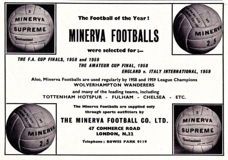 Minerva 1960