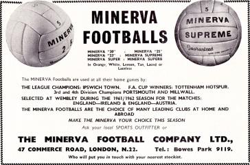 Minerva 1962
