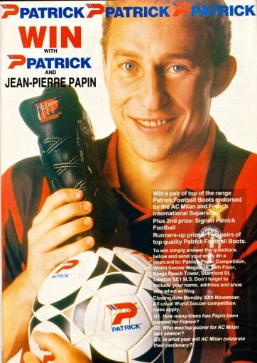 Patrick 1992