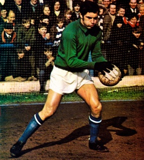 Peter Shilton, Leicester City 1971