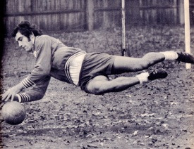 Peter Shilton, Leicester City 1972