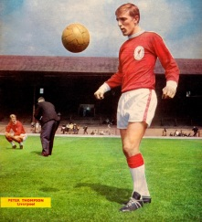 Peter Thompson, Liverpool 1964