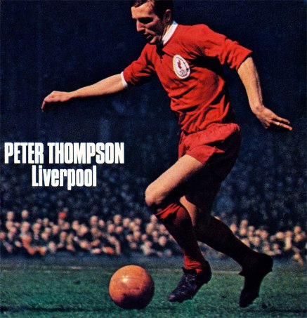 Peter Thompson, Liverpool 1969