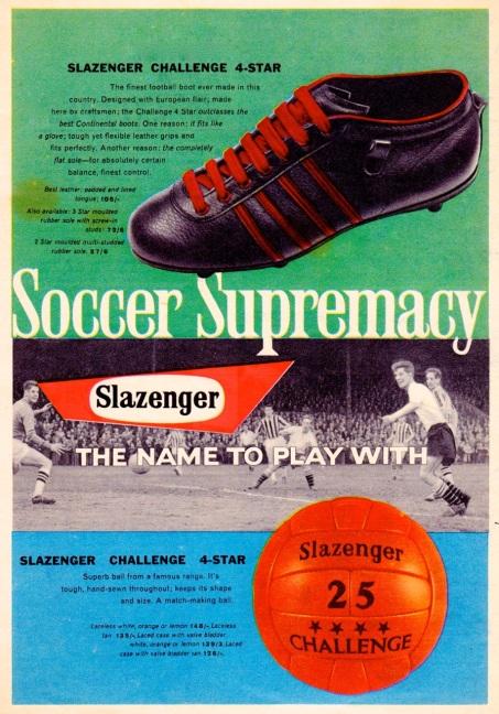 Slazenger 1961