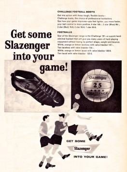 Slazenger 1963
