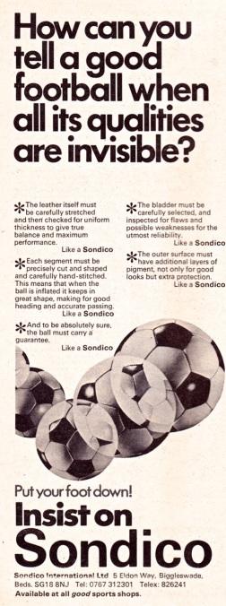 Sondico 1976-2