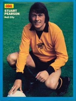 Stuart Pearson, Hull City 1973