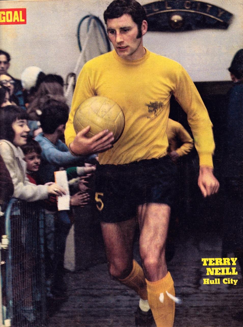 Terry Neill, Hull City 1971