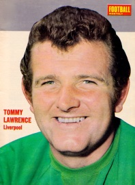Tommy Lawrence, Liverpool 1970