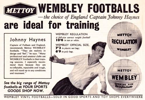 Wembley 1961