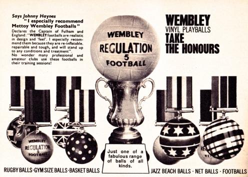 Wembley 1963