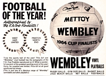 Wembley 1964