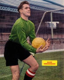 Alan Hodgkinson, Sheffield United 1958