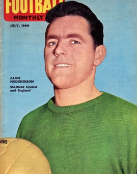 Alan Hodgkinson, Sheffield United 1960