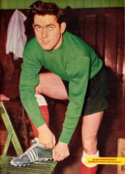 Alan Hodgkinson, Sheffield United 1963