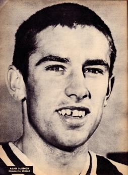 Alan Suddick, Newcastle Utd 1963
