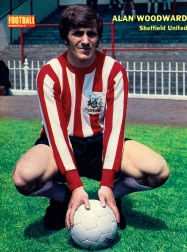 Alan Woodward, Sheffield United 1970