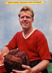 Albert Quixall, Man United 1960