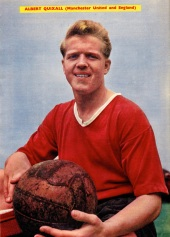 Albert Quixall, Man United 1960