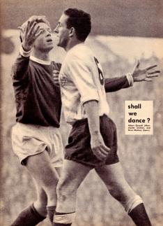 Albert Quixall, Man United 1964