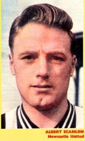 Albert Scanlon, Newcastle Utd 1961