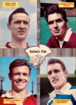 Andy Weir, Motherwell 1960