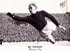 Bert Trautmann, Man City 1951