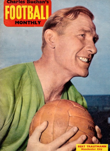 Bert Trautmann, Man City 1962