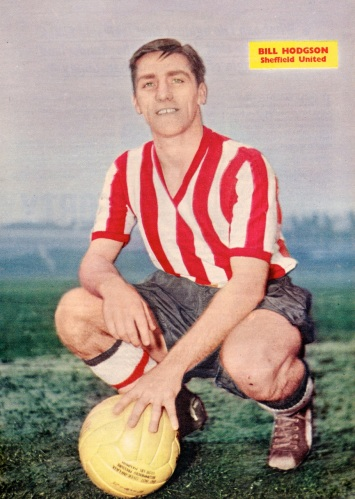 Bill Hodgson, Sheffield United 1961
