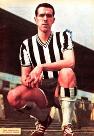 Bill Thompson, Newcastle Utd 1964