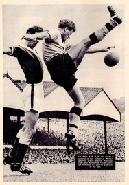 Bob McKinlay, Nottingham Forest 1958