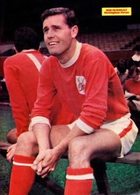 Bob McKinlay, Nottingham Forest 1967