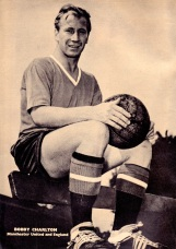 Bobby Charlton, Man United 1961