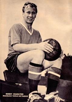 Bobby Charlton, Man United 1961