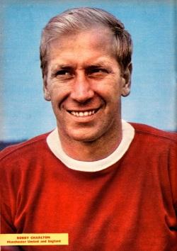 Bobby Charlton, Man United 1963
