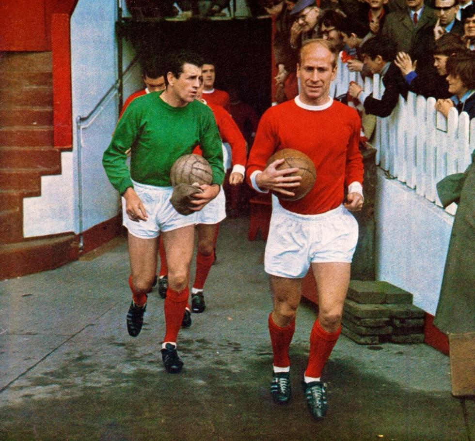 Bobby Charlton, Man United 1967