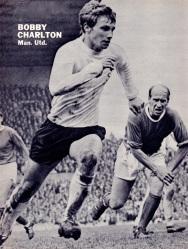 Bobby Charlton, Man United 1970